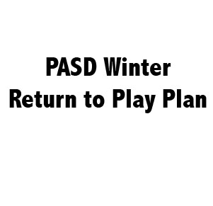 Select PASD Return to Competition Plan Winter 2020
