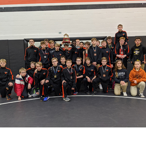Select MS Wrestling takes Crown