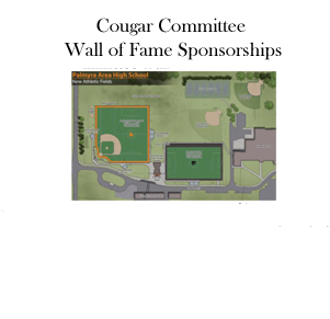 Select Wall of Fame Sponsorship opportunity