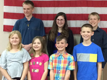 american legion essay contest winners
