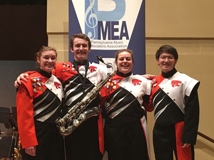 PMEA District band