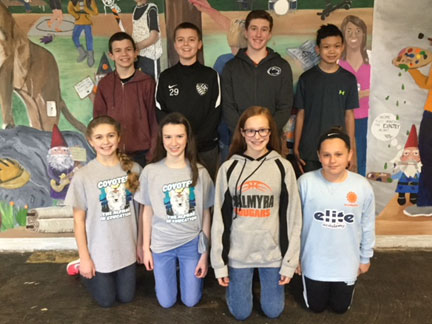 MS hosts Math League Contest