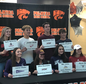 Select College Commitment Day