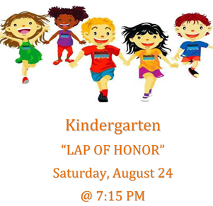 Select Kindergarten Laop of Honor