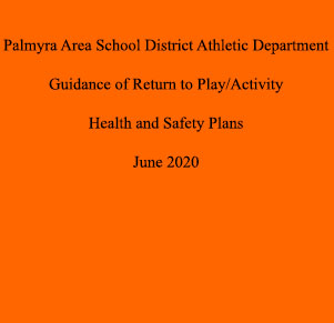 Select Athletic Department Guidance of Return to Activity