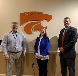 Select Cougar Foundation receives donations