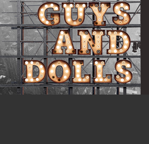 Select Reserve Tickets for PHS' Spring Musical: Guys & Dolls
